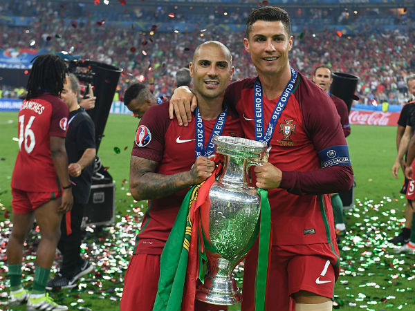 'Universe Boss' Chris Gayle hails 'great' Cristiano Ronaldo as Portugal lift Euro 2016