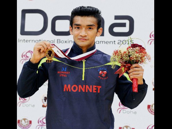 Olympic pro at 22, Shiva Thapa banks on improved strength in Rio