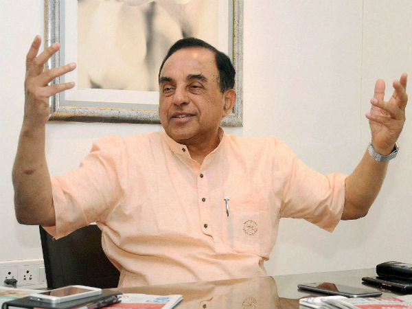Is Hindu College turning into madrassa, asks Subramanian Swamy.