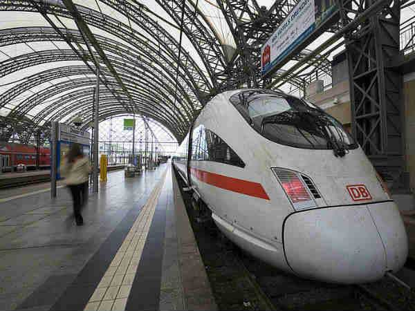 Talgo becomes the fastest train in India