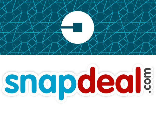Now book Uber from Snapdeal app