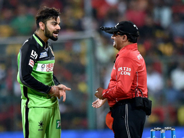 How much Indian umpires earned in IPL 2016