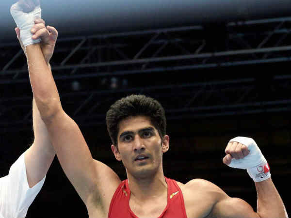 I am under no extra pressure: Vijender Singh ahead of fight against Kerry Hope