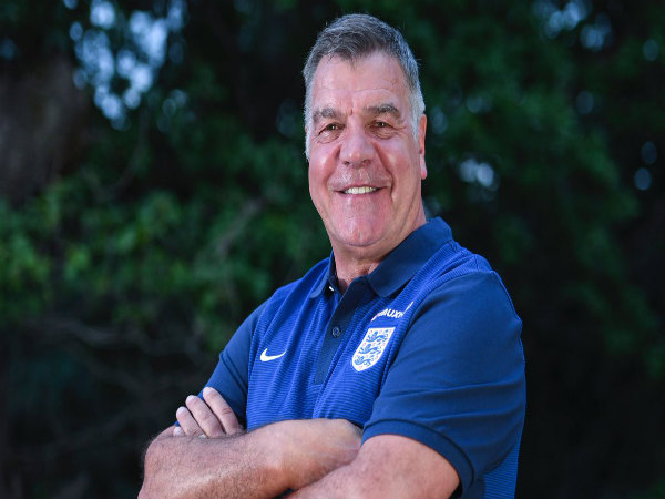 Sam Allardyce has been appointed as the new England manager (Englad official twitter handle)