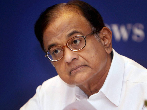 Chidambaram on GST rates cuts