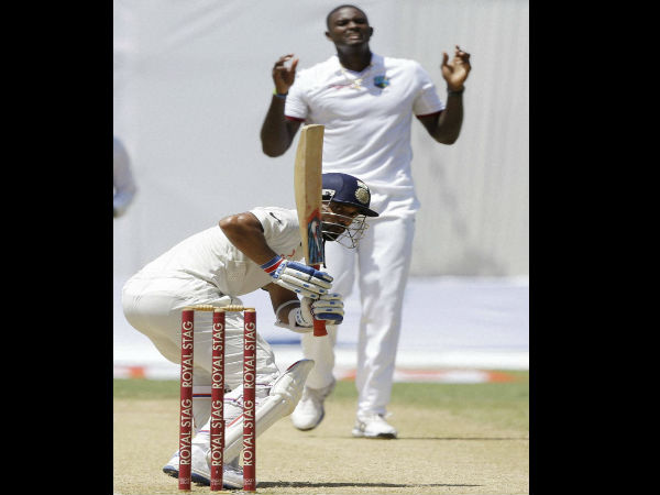 West Indies come out firing