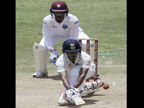 Wriddhiman Saha scored 47 runs