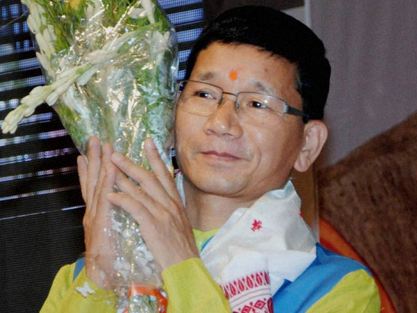 Kalikho Pul found dead at his home this morning
