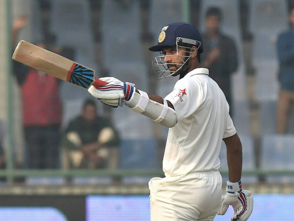 Ajinkya Rahane enters ICC top-10