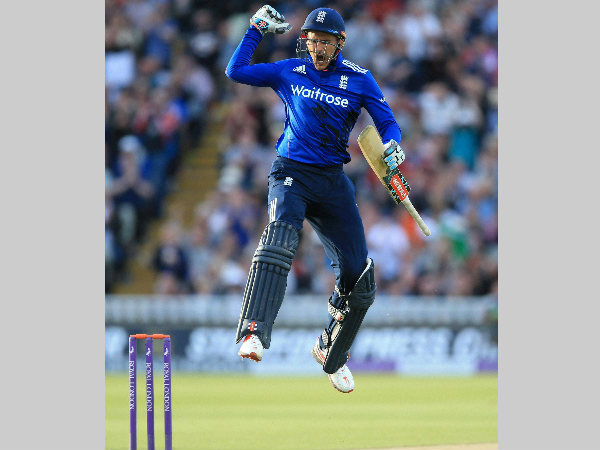 File photo: Alex Hales smashed 171, an England record in ODIs