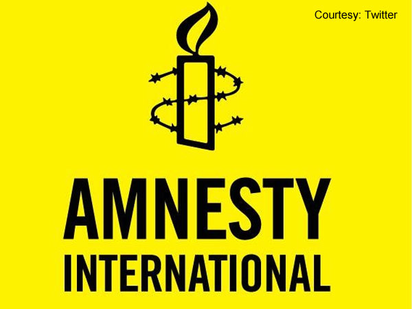 Sedition charge against Amnesty Int'l