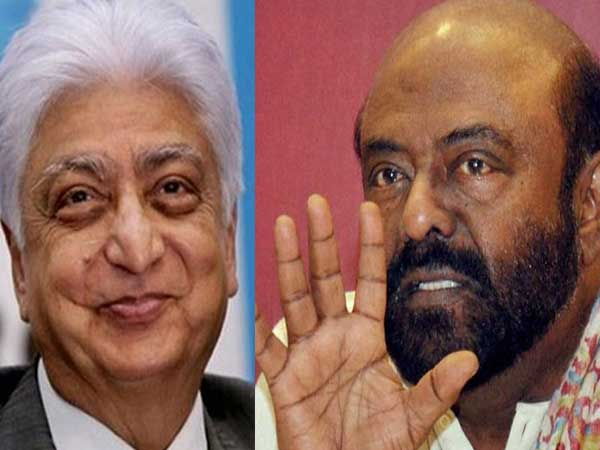 azim premji and shiv nadar