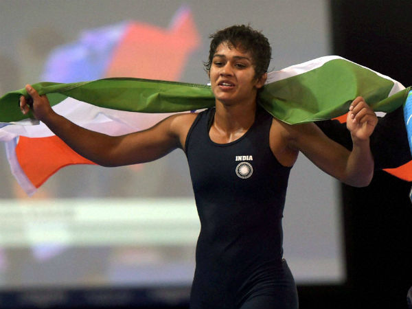 Rio 2016: Wrestler Babita loses 1-5 to Greece's Maria in 53kg Freestyle