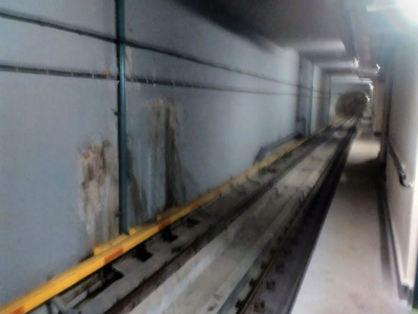 Smoke reported in Bengaluru Metro tunnel