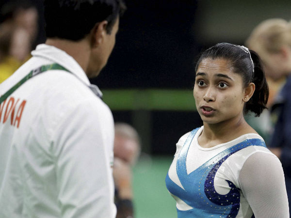 Gymnast Dipa Karmakar will get busy with MA examination