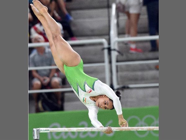 Rio Olympics 2016: Gymnat Dipa Karmakar finishes fourth in vault final