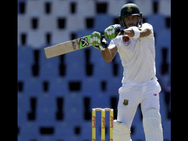 Faf Du Plessis leads from front for Proteas