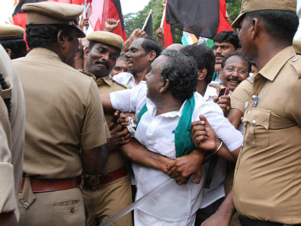 Bandh in Tamil Nadu over Karnataka's refusal to release Cauvery water