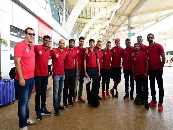 FC Goa leave for Rio de Janeiro for pre-season tour