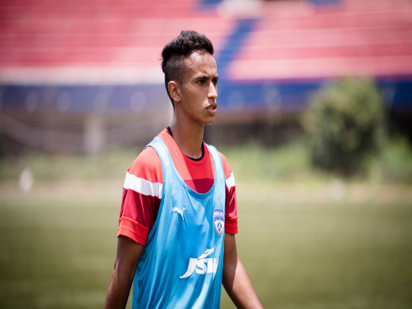 Bengaluru FC sign Gursimrat Singh (Image courtesy: Bengaluru FC official website)