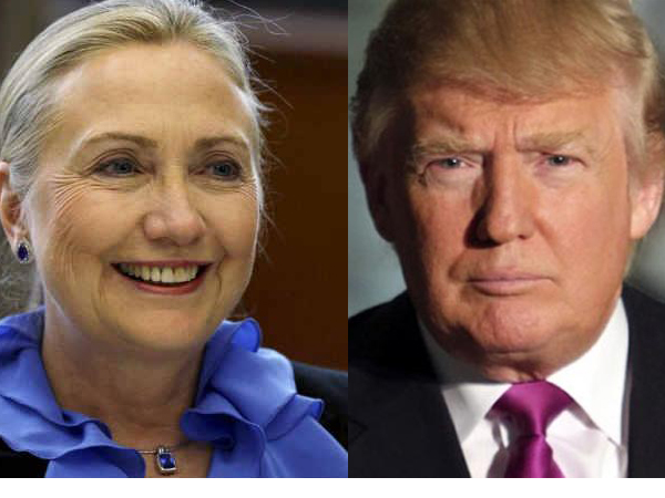 Hillary takes 7-point lead over Trump: Poll