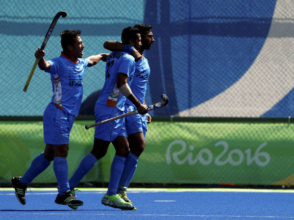 Rio 2016: Indian Hockey team enter Olympic quarters after 36 years