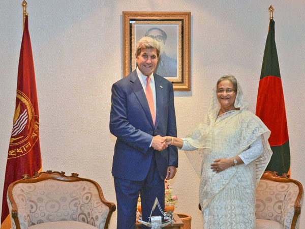 There's evidence to show IS's contact with Bangladesh militants: Kerry