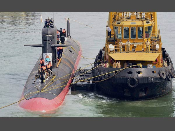 Data on India's Scorpene submarines leak