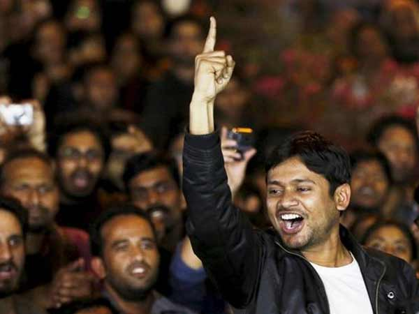 JNU case: Kanhaiya, 2 others move court