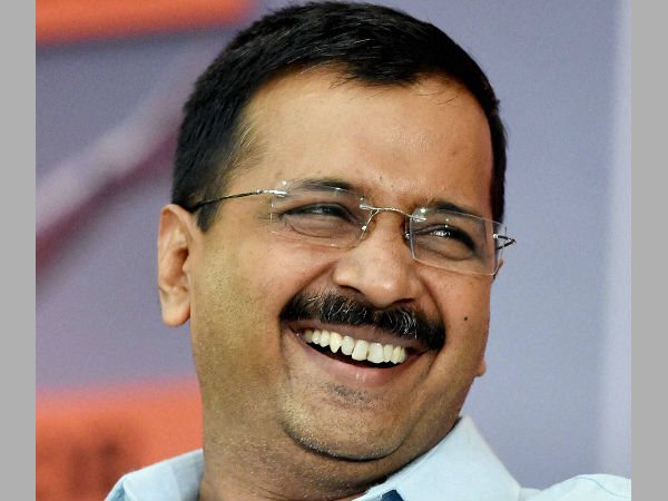 Delhi: Kejriwal demands full statehood