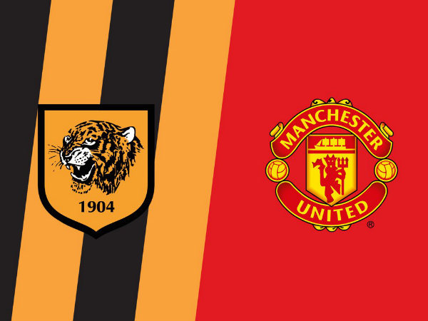 Hull City Vs Manchester United (Image courtesy: Manchester United FC Twitter handle)