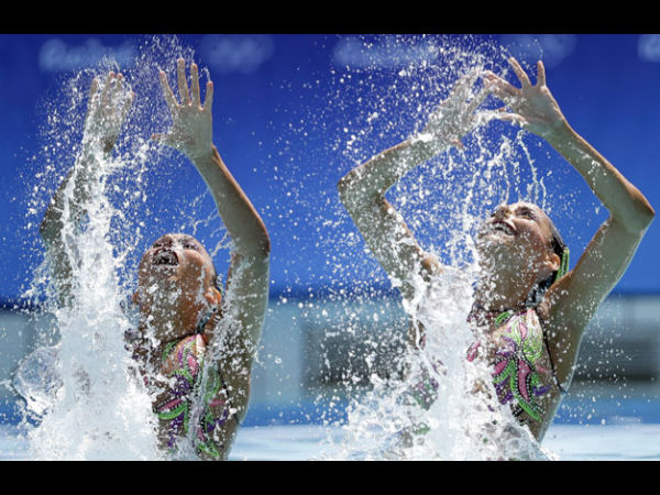 Rio 2016: Mexican swimmers perform underwater dance on Bollywood song 'Aila Re Aila', enter finals