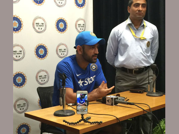 Team India can become World No 1 in Tests by end of seasion: MS Dhoni