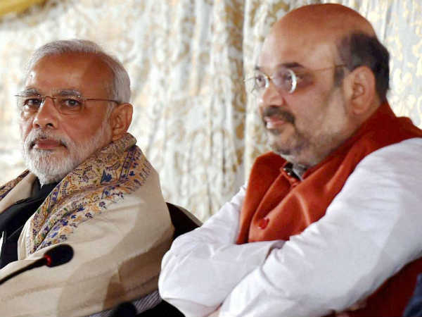 PM, Shah to address CMs