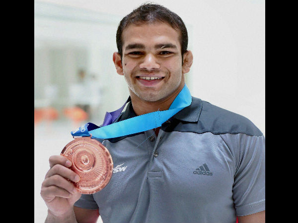 Narsingh Yadav meets PM Modi after getting clean chit from NADA