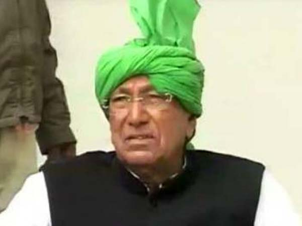 Former Haryana CM admitted to AIIMS