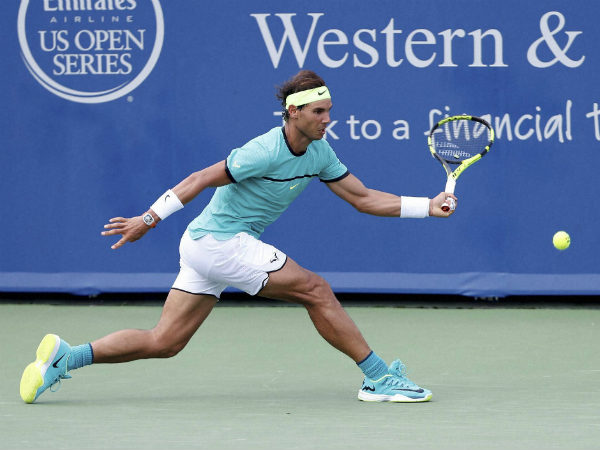 US Open 2016: 4th seed Rafael Nadal breezes into second round