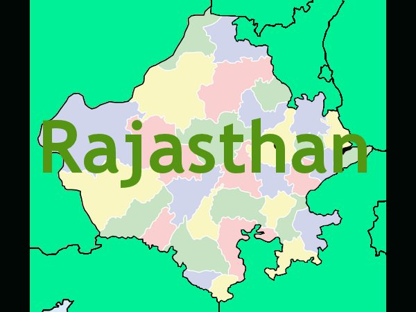 Three minors injured in blast in Rajasthan.