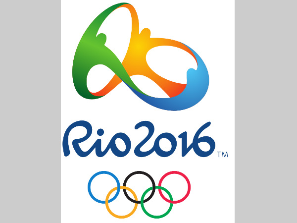 File photo: Rio Olympics 2016 official logo