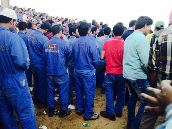 Breather for over 24,000 illegal Indian workers in Kuwait - Oneindia