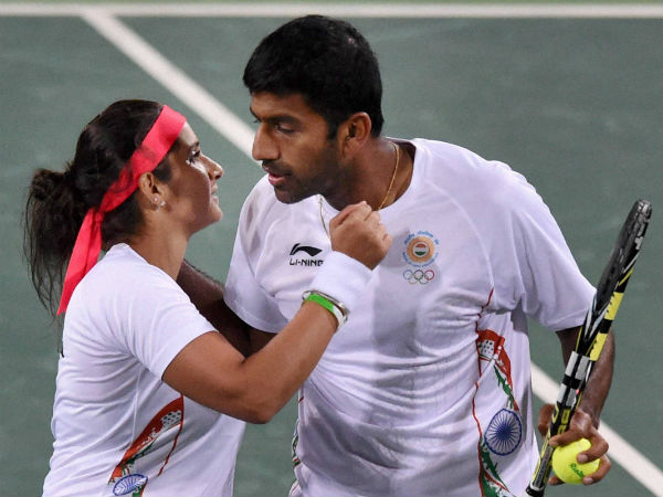 Tennis: Sania, Rohan blown away by Czechs in Olympics bronze medal match