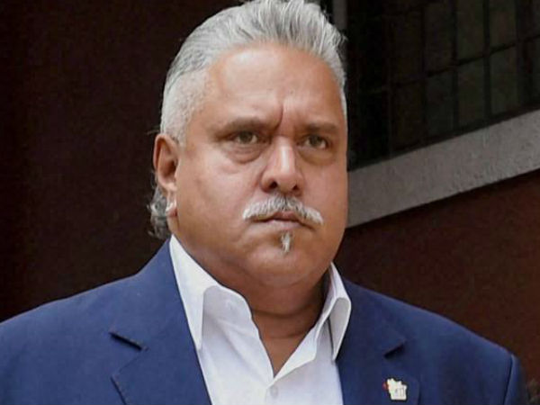Court issues NBW against Vijay Mallya.