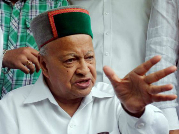 UPA conceived GST Bill: Himachal CM