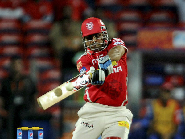 Virender Sehwag reveals his 'coolest' Six: Watch video