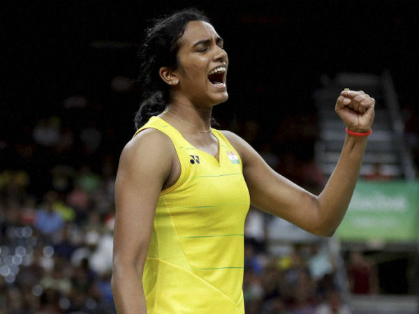 Rio 2016: Sindhu shines with India's first Olympic silver in badminton