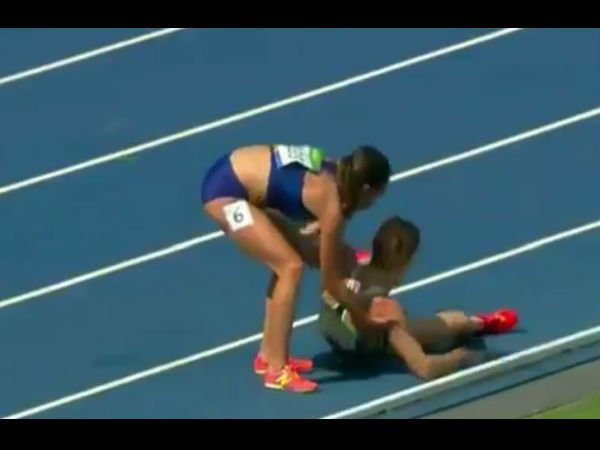 Rio 2016: Runners Abbey D'Agostino, Nikki Hamblin's sportsmanship wins millions of hearts