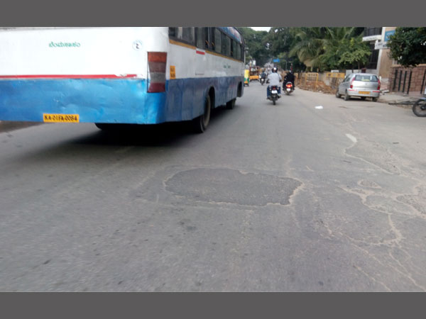 A sight to remember: Unclogged roads get Bengalurians going