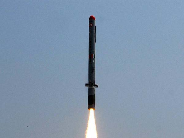 India test fires surface-to-air missile