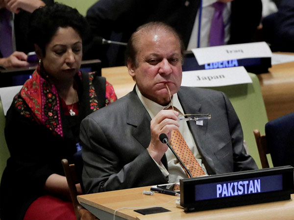 Nawaz Sharif attends a Leader's Summit on Refugees