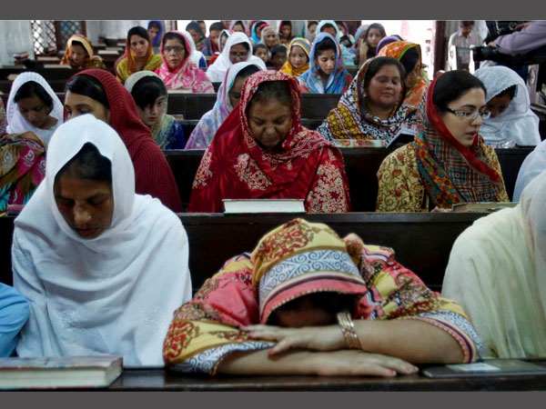 2013 Peshawar church attack victims remebered